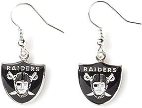 aminco NFL womens NFL Logo Dangler Earrings