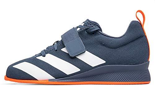 adidas Adipower Weightlifting II Chaussures d'haltérophilie Homme Bleu, 40