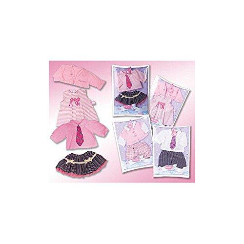 Amazon.es: Famosa Nenuco Ropita Fashion - Surtido de 4 Conjuntos ...