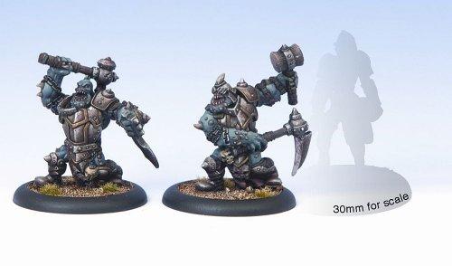 Preisvergleich Produktbild Warmachine Cryx - Trollkin Bloodgorgers