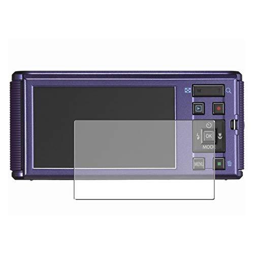 Vaxson 3 Stück Schutzfolie, kompatibel mit RICOH PENTAX Digital Camera Optio LS465, Displayschutzfolie TPU Folie [nicht Panzerglas]
