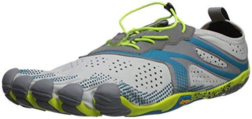 Vibram Men#039s V Run Running Shoe Oyster Numeric_8