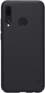 Nillkin HW-PSPE-NL-SF-B Huawei P Smart + (2019) Super Frosted Hard Phone Case With Stand - Black