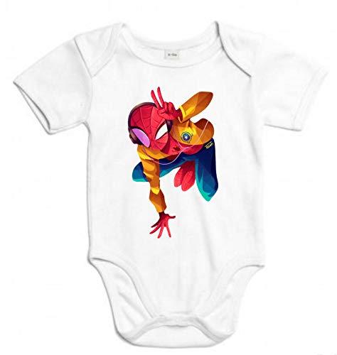 Body de NIÑOS Spiderman Venom 18Meses