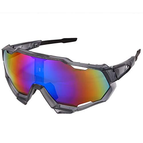 Gafas De Sol Gafas De Ciclismo Gafas De Sol Deportivas Bicicleta De Montaña Montar En Bicicleta Bicicleta Gafas Gafas Uv400 para Hombres Mujeres Style6