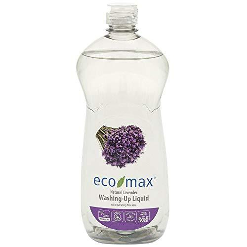 Eco-Max Washing-Up Liquid - Lavender 740ml