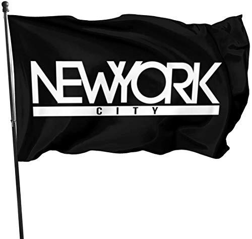 YUYUTE Party/Garten/Park/Themen flaggen New York City Garden Flag Yard Home Outdoor Decor Durable and Fade