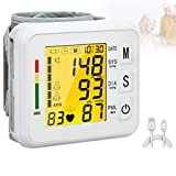 Best Home Blood Pressure Monitors - Topffy Blood Pressure Monitor,Digital BP Cuff Wrist Blood Review