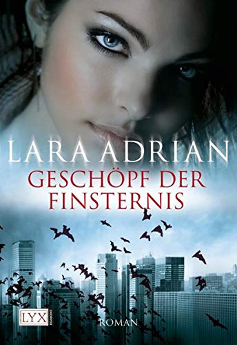Buchseite und Rezensionen zu 'Geschöpf der Finsternis (Midnight Breed, Band 3)' von Lara Adrian