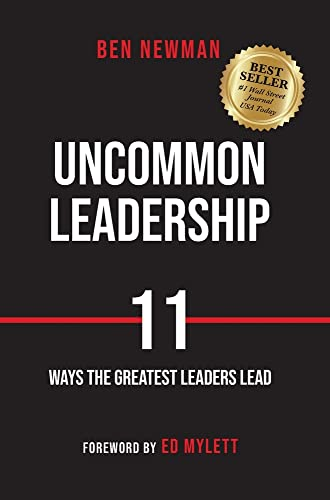 Compare Textbook Prices for Uncommon Leadership  ISBN 9781954020054 by Newman, Ben
