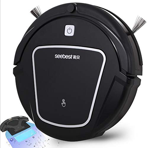 Purchase Lucky star ZLY Robot Vacuum Cleaner 1200 Pa Suction Low Noise with Remote Control Infrared ...