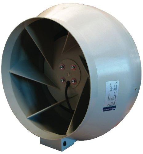 Hydrogarden RVK 125E2-A1 Extracteur 225 m³/h