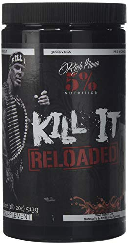 5% Nutrition - Rich Piana Kill It Reloaded, Watermelon