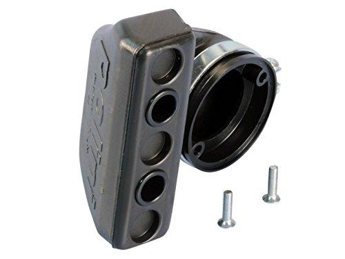Filtro aria Polini 19 mm per Vespa 50 PK, 50 XL, 125 ETS, 125 Primavera ET3 2T