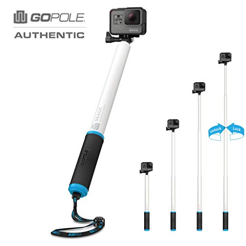 """GoPole Reach 14-40"""" Extension Pole for GoPro Cameras"""