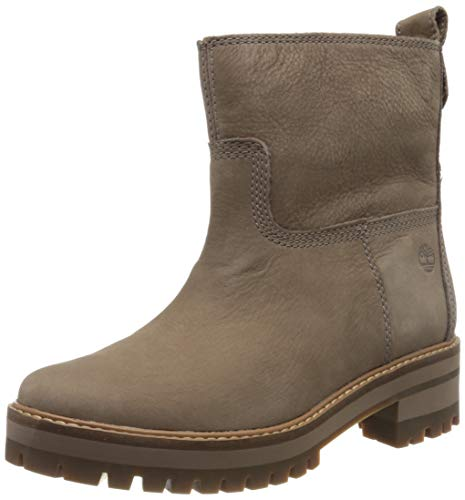 Timberland Womens A257H_40 Ankle Boot, beige