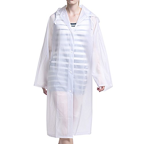 Reusable Multi-use Poncho with Hoods for Outdoor Activities,Blue,One Size Radius Willam Adult Unisex Hiker Rain Poncho