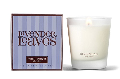 Henri Bendel New York Lavender Leaves Scented Candle 9.4 Ounce 1 Wick