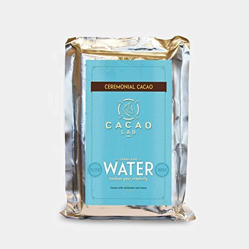 Cacao Lab - Cacao Ceremonial para rituales, ceremonias y otras prácticas (Agua, 1 kg)…