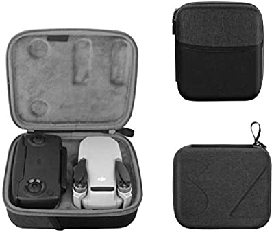 Linghuang Carrying Case Waterproof Shockproof Storage Bag Protection Hard Case for DJI Mavic Mini Drone & Remote Control