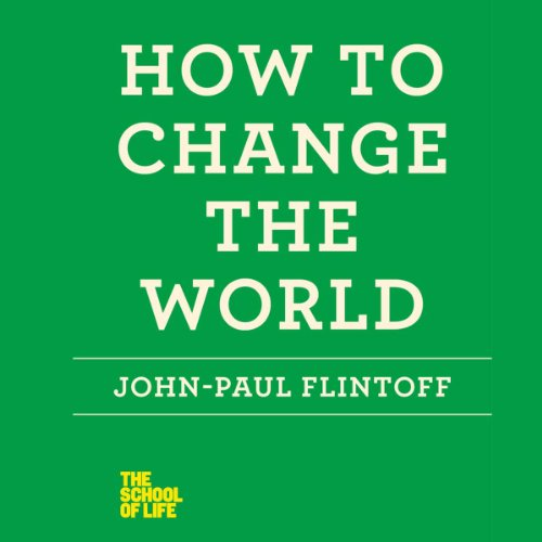 How to Change the World audiobook cover art