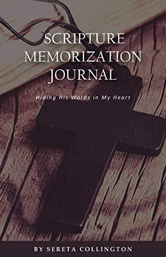 Scripture Memorization Journal (English Edition)