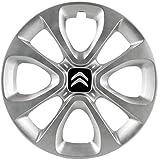 Citroen 98138694TW Mont Blanc - 1 x embellecedor de rueda Ta