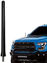 AntennaMastsRus - The Original 6 3/4 Inch is Compatible with Ford F-150 (2009-2020) - Short Rubber Antenna - Internal Copper Coil - Premium Reception - German Engineered