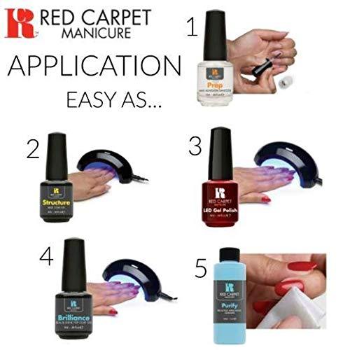 RC Red Carpet Manicure Prep Max Adhesion Nail Primer