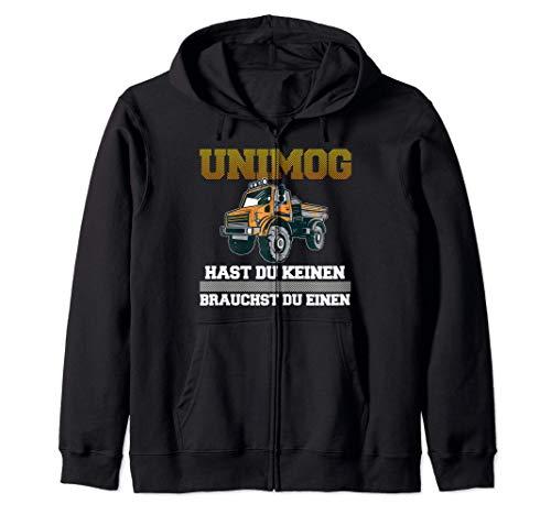 Unimog, Geländewagen, Unimog 406, Straßenwärter, Offroad Kapuzenjacke
