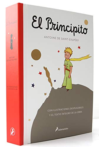 PRINCIPITO, EL (POP-UP): Con ilustraciones desplegables y el texto íntegro de la obra (Infantil)