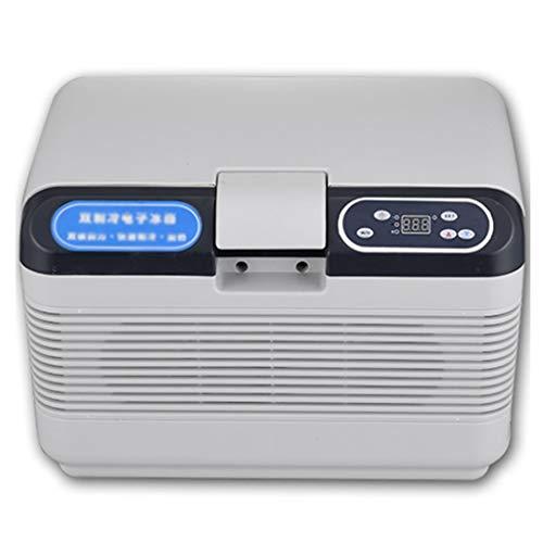 Unbekannt Mini-Kühlschränke für Autos Portable Insulin-Gefrierschrank Kühlschrank Kältemittel-Tank, der im Flugzeug Sub Lade Schatz Kann Auch aufgeladen Werden Elektro-Großgeräte