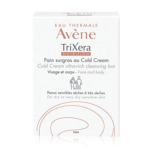 Avene Ave0300046/3 Trixera Nutrition Coldcream Pane - 100 Ml