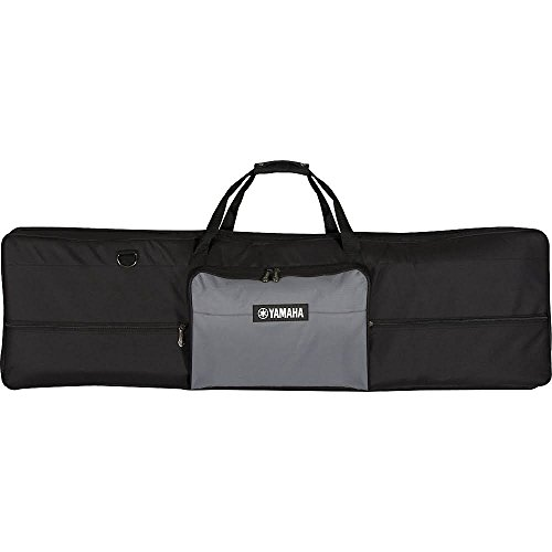 Yamaha Artiste Series Keyboard Bag for 76-Note Keyboards, Black/Gray