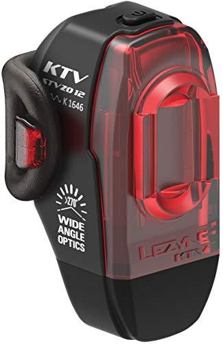 Lezyne KTV Pro Alert Rücklicht Black 2021 Fahrradbeleuchtung