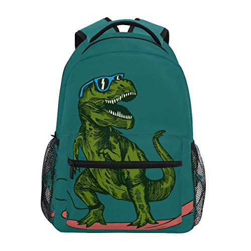 Dinosaur Backpack Roar T-Rex Bookbag for Boys Girls Elementary School 2021922