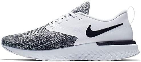Nike Men's Track & Field Shoes, White White Black 000, 8 UK