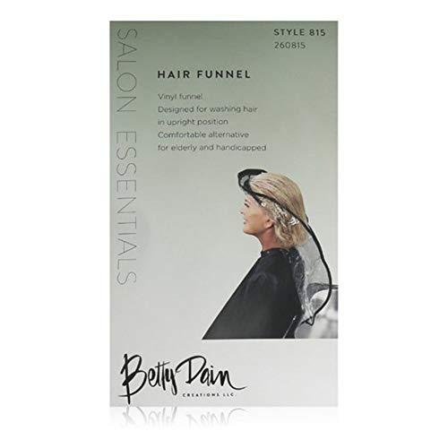 Lavado de cabello portátil Tazón Lavabo Lavabo Lavabo Lavabo Bandeja de seguridad Contorneada Fácil de lavar Para el tratamiento de salón Peluquería Herramienta - Blanco