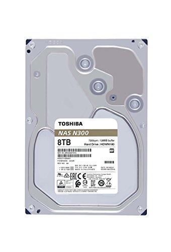 Toshiba N300 8 TB NAS 3,5