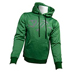 100% Performance Polyester fleece Moisture wicking, anti-microbial construction DWR finish Ideal for cold weather