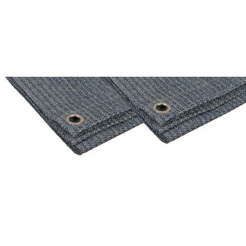 Kampe Easy Tread Teppich, atmungsaktiv, 250x300cm, Blau