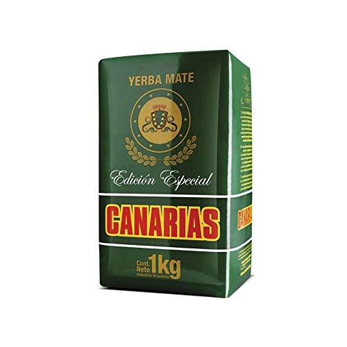 Té mate de Brasil, paquete de 1 kg - Yerba Mate CANARIAS Edicion Especial 1kg
