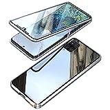 MIMGOAL Funda para Samsung Galaxy A12, 360 Grados Protección...