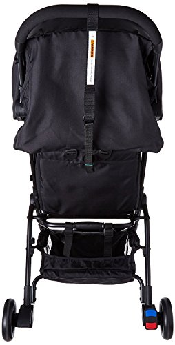 Mountain Buggy Nano V2 Stroller with Bonus Cocoon Carrycot (Black)