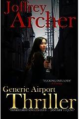 Generic Airport Thriller Paperback
