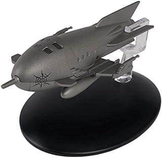 Star Trek USS NCC 1701-A 14cm Nave Espacial Modelo DieCast EAGLEMOSS