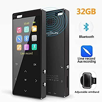 Mus Run 32GB MP3 Player With Bluetooth
