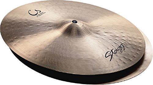 Stagg CS-HM13 13-Inch Classic Medium Hi-Hat Cymbals
