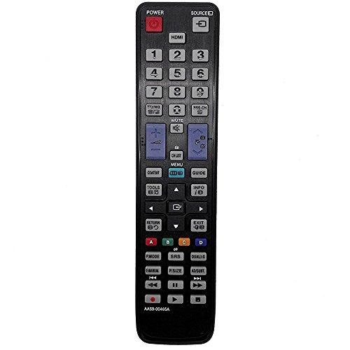 allimity Nuevo Reemplace el control remoto AA59-00465A compatible con DIS 37 TV