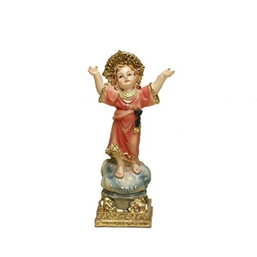 CADENAS Trofeos Divino Niño Jesús. Figura Religiosa, en Resina, de 11 cm con Caja